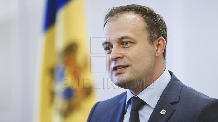 Candu a discutat cu reprezentanții Misiunii pe Justiție a UE. Declaraţiile şefului Legislativului