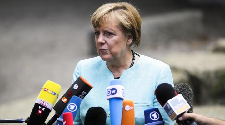 Angela Merkel, ȘOCATĂ de consecințele bombardamentelor aviației ruse în Siria