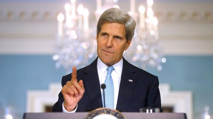 John Kerry: Nerespectarea acordului de încetare a focului ar putea duce la dezintegrarea Siriei