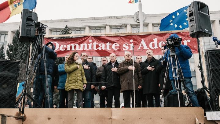 Comisarul: Legătura CONTROVERSATĂ dintre liderii Platformei DA și unii judecători