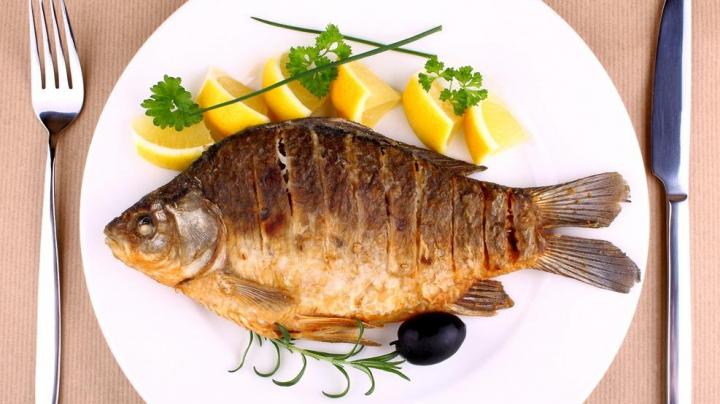 Burta creşte de la peşte. Sfaturi pentru gravide