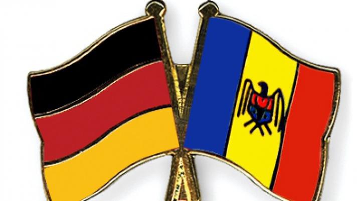 Şeful diplomaţiei de la Berlin şi-a felicitat omologul moldovean