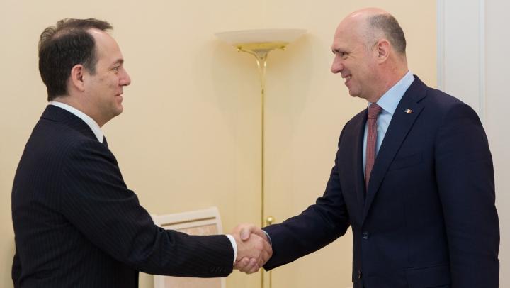 Ambasadorul Enrico Nunziata: Italia va susține Republica Moldova în promovarea reformelor