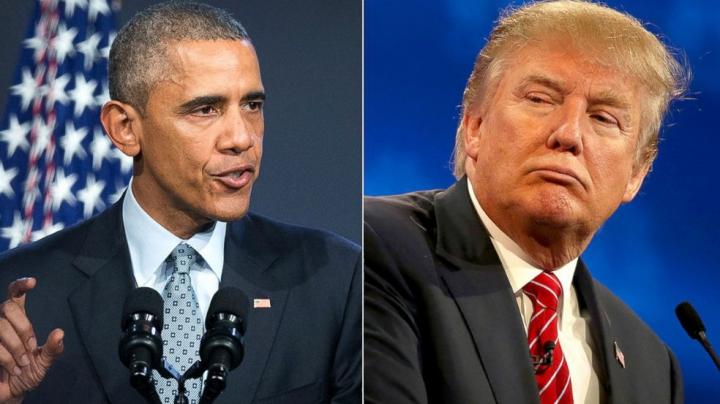 Obama îl face PRAF pe Trump. Replica președintelui la atacurile miliardarului asupra islamului