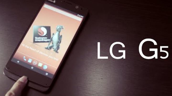 Zvonuri: LG G5 ar putea avea un ecran aprins permanent
