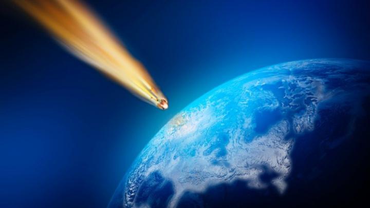 Un meteorit a explodat deasupra Pământului. Avea o forţă MAI MARE decât bomba de la Hiroshima