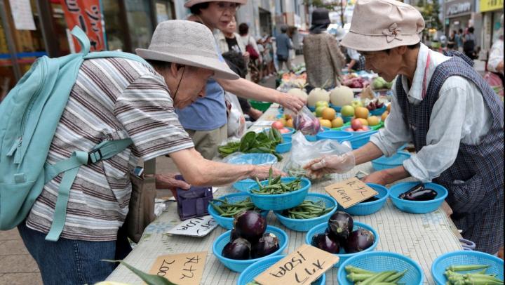 PROCES INEVITABIL: Populaţia Globului îmbătrâneşte