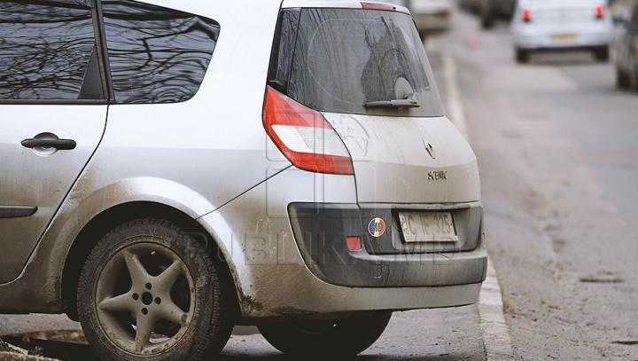 Nesimțirea e la ordinea zilei! Cum și-a parcat mașina un șofer din Capitală (FOTO)