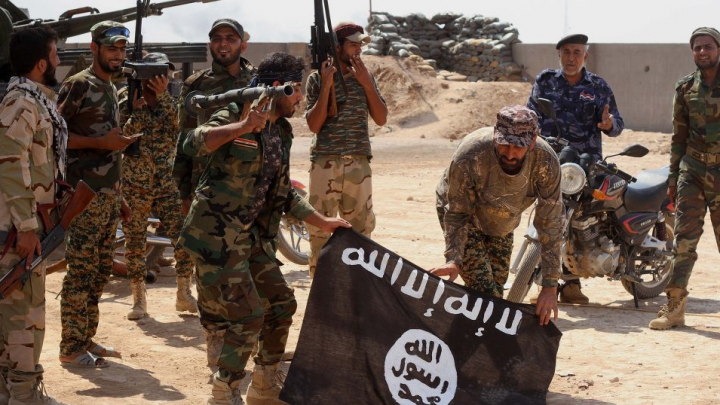 Siria: Un militar rus, omorât de un obuz al islamiștilor din Statul Islamic