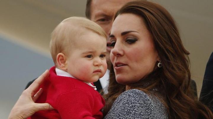 Kate Middleton dezvăluie care este obsesia prinţului George. Ce vrea să facă micuţul