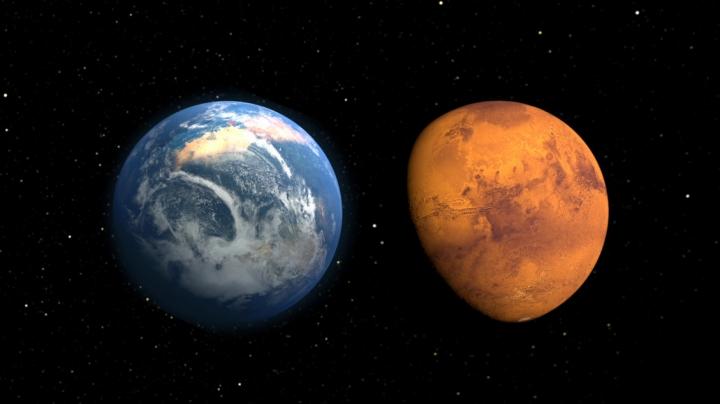 INCREDIBIL! Vom putea ajunge pe Marte în doar TREI ZILE. Cum este posibil