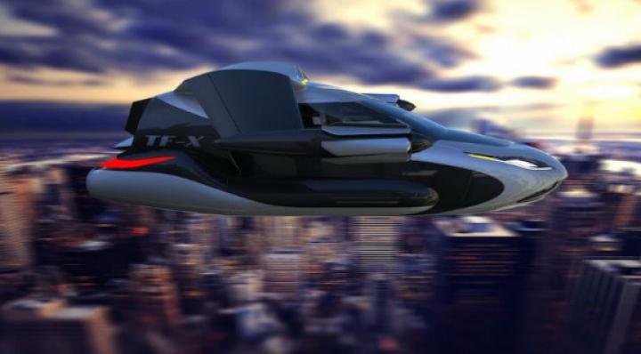 Prima maşină zburătoare autonomă din lume. Cum va arăta şi când va fi gata (FOTO)