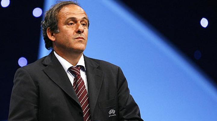 """""""Lupt împotriva nedreptății!"""" Platini contestă suspendarea sa pe opt ani din lumea fotbalului"""