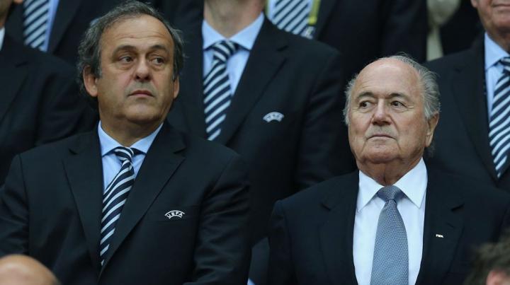 Scandalul FIFA. Comisia de Apel a Forului mondial a redus suspendările lui Blatter și Platini