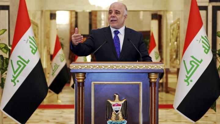 Premierul irakian promite îndepărtarea Statului Islamic din țara asta