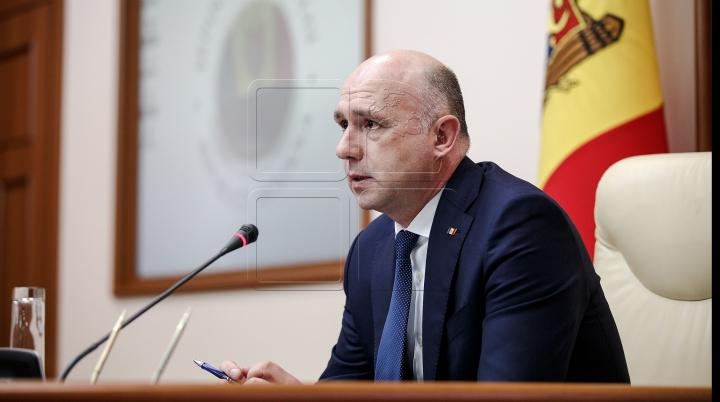 """""""Moldova a trecut de etapa declarațiilor"""" REACȚIA premierului Pavel Filip, după votarea Legii Procuraturii"""