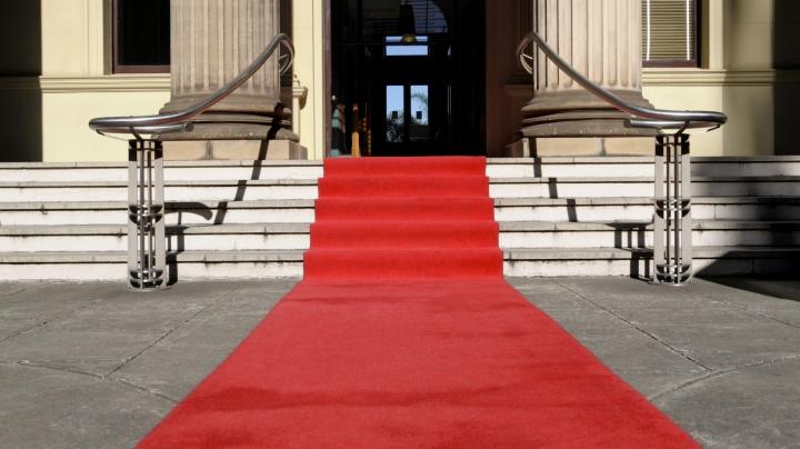"""""""Nimic neobişnuit!"""" Ce lungime avea covorul roşu pe care a mers preşedintele egiptean la un eveniment"""