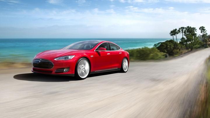 Tesla Model S pentru copii. Cum arată şi cât costă surpriza ecologică pentru cei mici