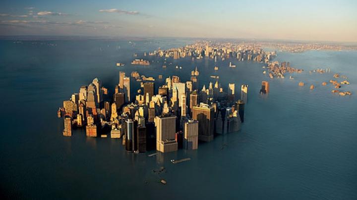 ALARMANT! Nivelul oceanelor a crescut în secolul XX mai mult decât în ultimii 3.000 de ani