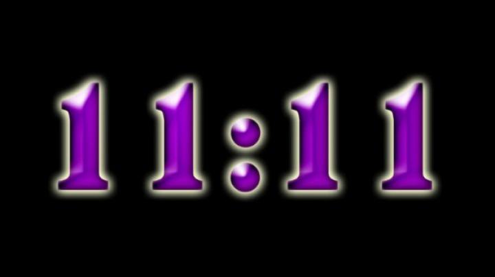 Te uiţi la ceas mereu la ora 11:11? Nici nu bănuiai ce înseamnă asta