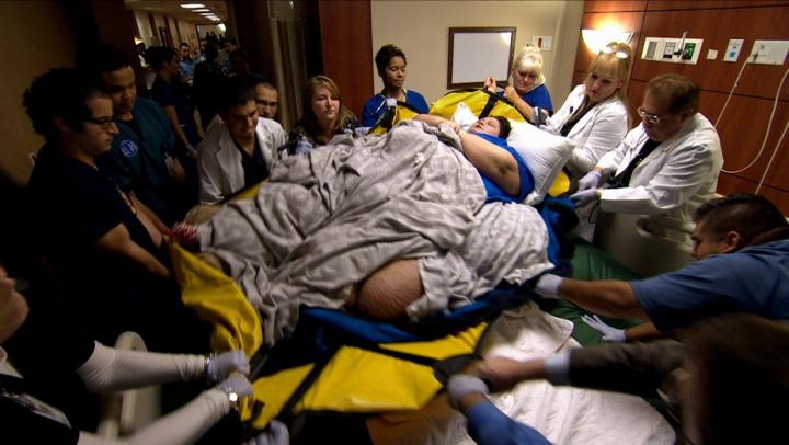 Cel mai mare nou-născut de până acum. O femeie din SUA adus pe lume un bebeluș de 16 kilograme (FOTO)