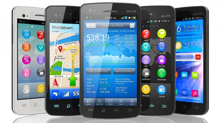 iPhone-ul pierde teren in lupta cu telefoanele cu Android