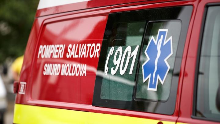 Salvatorii şi paramedicii din nordul ţării au salvat vieţi omeneşti (VIDEO)