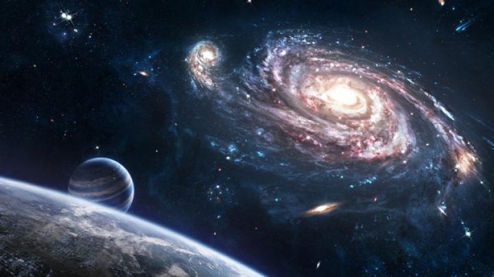 FASCINANT! Telescopul care a urmărit primii pași ai omenirii pe Lună a descoperit noi GALAXII