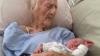 Nu o să-ți vină să crezi! O femeie de 101 ani a născut un băiețel