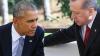 CONFIRMAT! Barack Obama se va întâlni cu liderul turc, Recep Tayyip Erdogan