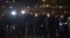 PROTEST la Chişinău împotriva scumpirii vinietei! Circulaţia, blocată la Telecentru (VIDEO/FOTO)