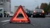 Accident în Capitală! Şoferul, BEAT CRIŢĂ, şi-a vărsat nervii pe jurnalişti