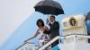 VIZITĂ ISTORICĂ! Barack Obama și familia sa au ajuns în Cuba (VIDEO)