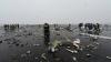 DOLIU în regiunea Rostov în urma tragediei aviatice care a luat viața a 62 de persoane