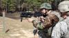 Ostașii moldoveni şi cei americani vor participa la aplicații militare comune la Bălți