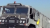 SPECTACULOS! Burlak, mașina specială de şapte metri lungime și șase roți (FOTO)