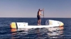UIMITOR! Un francez va încerca să traverseze Oceanul Atlantic, neasistat, pe o placă de surf (VIDEO)