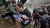 Trei migranți, printre care o femeie însărcinată, au murit înecați încercând să ajungă în Macedonia