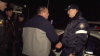 """CIRC ŞI SCANDAL în faţa aeroportului. Un şofer """"aghezmuit"""" le-a dat bătăi de cap poliţiştilor"""