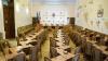 Consilierii municipali au transformat sala de ședințe a primăriei Capitalei într-un ring de confruntări