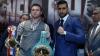 Boxerii Amir Khan şi Saul Alvarez au început promovarea duelului din ring pentru centura WBC