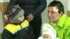 Lacrimi de bucurie! Femeia care a suferit arsuri grave după un accident casnic s-a întors acasă