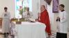 Credincioșii catolici din Moldova sărbătoresc Duminica Floriilor. De ce au sfințit ramuri de salcie