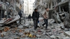 BILANŢ SUMBRU: Zeci de mii de oameni au murit în Siria, peste un milion au fugit