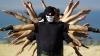 DROGUL folosit de combatanţii ISIS pentru a-şi spori rezistenţa fizică