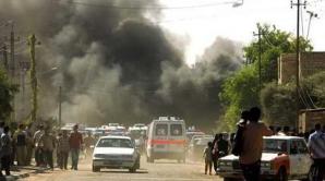 Oameni morţi, în urma unei EXPLOZII în centrul Irakului
