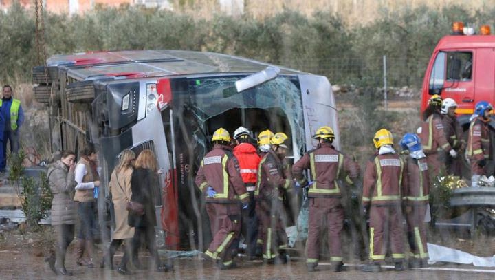 O româncă, printre studenții decedați în accidentul rutier din Spania