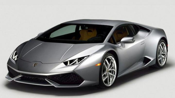 Incredibil: Un Lamborghini de ultim model, scos la vânzare la prețul de UN DOLAR. Vezi cum arată (FOTO)