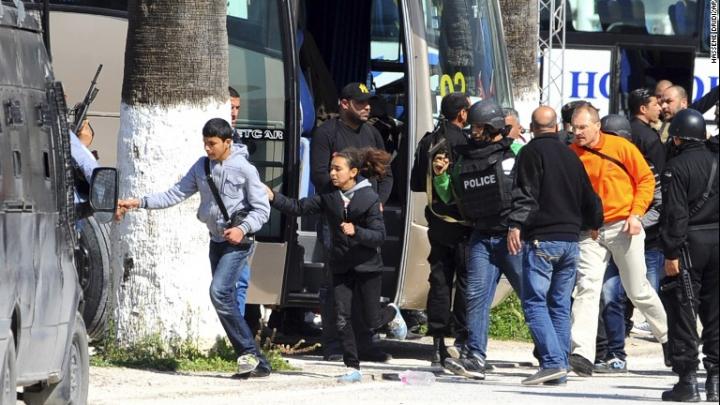 Atac armat în sud-estul Tunisiei. Operațiunea s-a soldat cu lichidarea a 13 teroriști