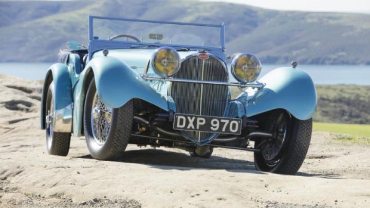 O maşină din 1937, vândută pentru o sumă fabuloasă! Cum arată bijuteria de la Bugatti